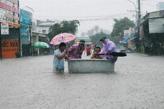 Hasty planning plunges tourism spots under water