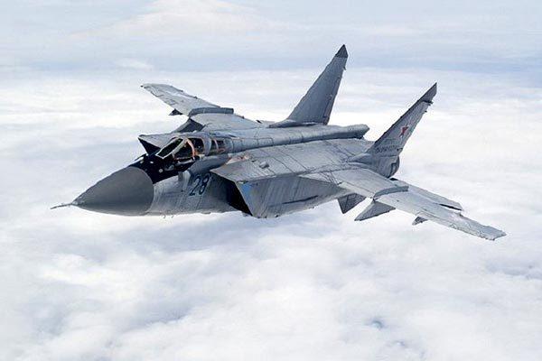 """Hình ảnh độc từ buồng lái """"sát thủ đánh chặn"""" Nga"""