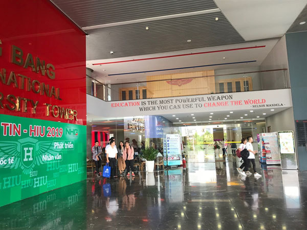 Vietnam's private universities steadily improving