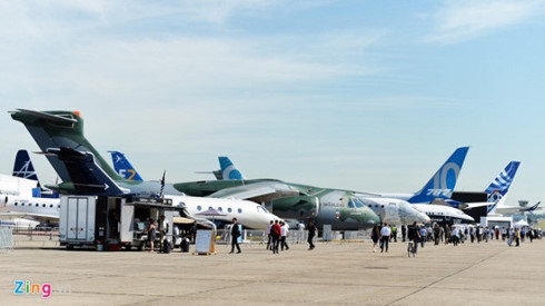Vietnam to host int'l aviation expo 2019 for first time