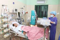 Lá phổi chàng trai 20 tuổi sống trong lồng ngực người đàn ông Hà Nội