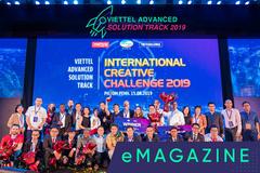 Viettel Advanced Solution Track 2019 - Chắp cánh startup vươn tầm quốc tế