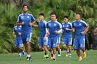 Hà Nội 0-1 Altyn Asyr: Ép sân tìm bàn gỡ (H1)