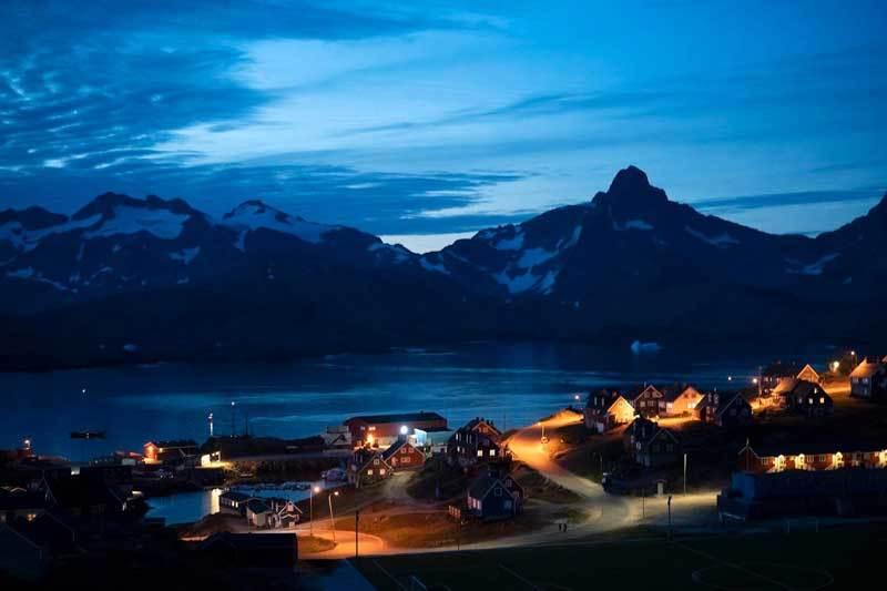 Donald Trump,Greenland