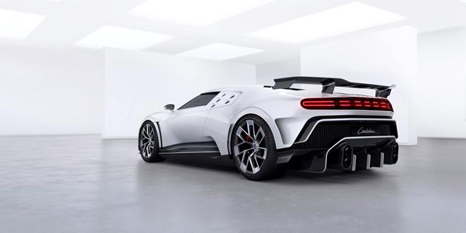 Mê mẩn với siêu phẩm Bugatti Centodieci giá hơn 206 tỷ đồng