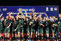Đòi nợ U18 Malaysia, U18 Australia vô địch Đông Nam Á