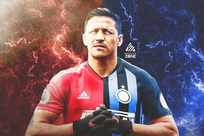 Nóng Alexis Sanchez chia tay MU, đến Inter kiểm tra y tế