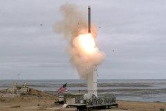 Mỹ thử tên lửa từng bị cấm theo hiệp ước INF