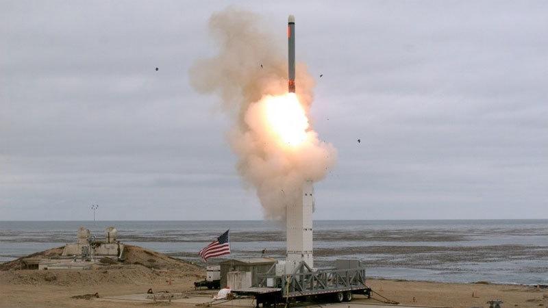 Mỹ,Nga,tên lửa,Hiệp ước INF