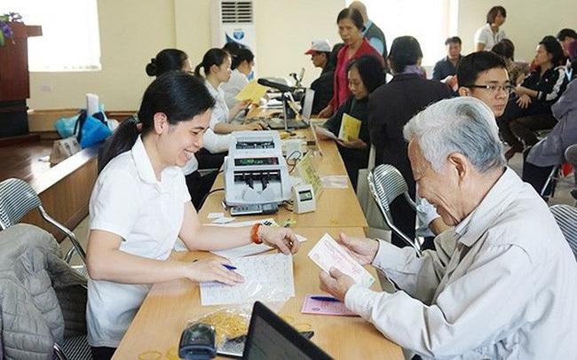 lương hưu,BHXH,bảo hiểm xã hội,tiền lương,tăng lương