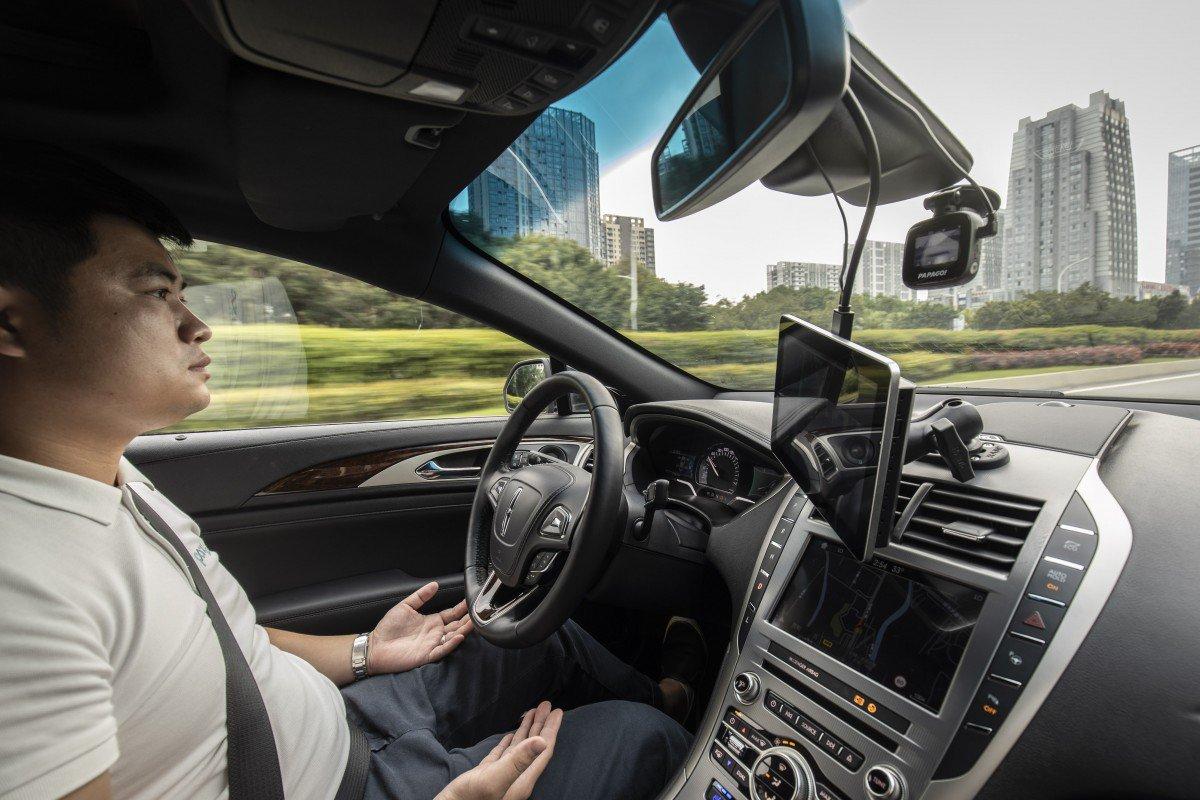 Trung Quốc dành đường cao tốc trên núi để thử nghiệm xe tự lái