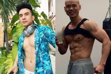 Đan Trường, Phan Đinh Tùng khoe body cường tráng như trai trẻ dù đã ngoài 40