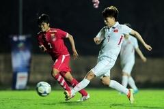 Tuyển nữ Việt Nam 1-0 Myanmar: Hải Yến lập công (H1)