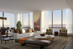 'Đột nhập' căn penthouse gần 400 tỷ, view gây choáng