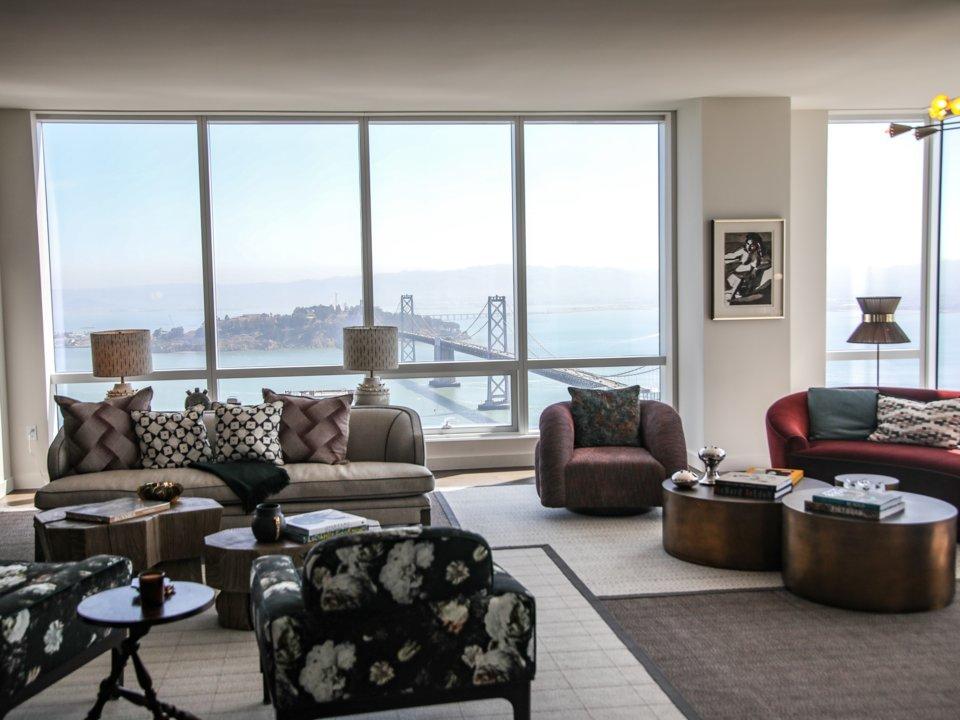 penthouse,Cao ốc,nhà chọc trời