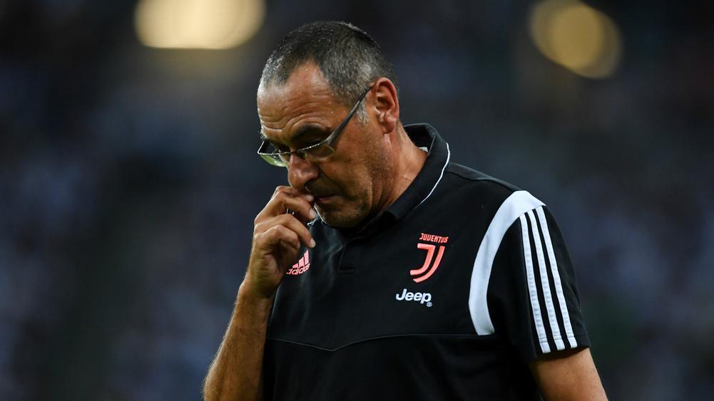 Juventus,HLV Sarri,Maurizio Sarri,Ronaldo