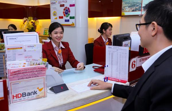 HDBank giảm lãi suất cho vay đến 2,5%/năm
