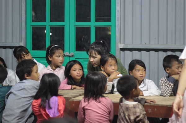 Green Life project,exchange waste for recycling,Community projects,library project,social news,vietnamnet bridge,english news,Vietnam news,vietnamnet news,Vietnam latest news,Vietnam breaking news,Vietnamese newspaper,news vietnam