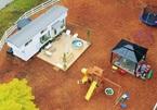 Ngắm nhà nông trại kiểu mới nhỏ xinh, đủ tiện ích có khu vui chơi cho trẻ