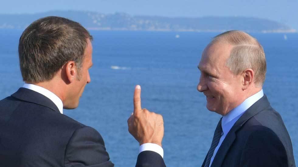 Tổng thống Pháp,Putin,Tổng thống Nga,biểu tình