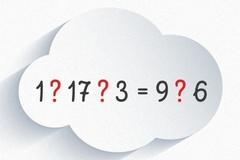 Bạn mất bao nhiêu giây để hoàn thành phép tính đúng?