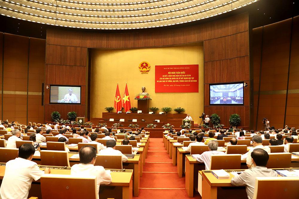 Đại hội 13,Đại hội Đảng,nhân sự,Trần Quốc Vượng