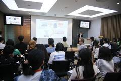 115 'nhà lãnh đạo trẻ châu Á' tìm hiểu dinh dưỡng và văn hóa ẩm thực