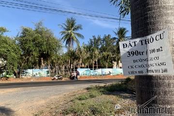 """Vẻ hoang tàn khó tin ở """"thiên đường nghỉ dưỡng"""" của Bình Thuận"""