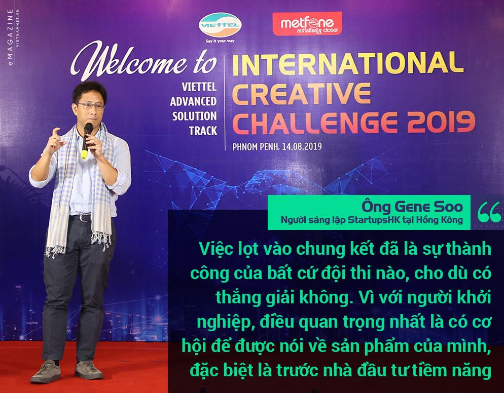 giải pháp sáng tạo toàn cầu