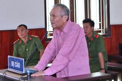 Lái xe Lexus biển tứ quý tông 4 người chết ở Quy Nhơn lãnh án 4 năm tù