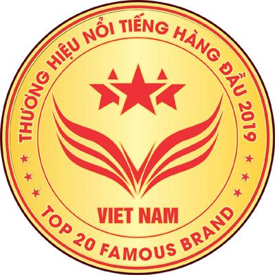 thương hiệu nổi tiếng,giải thưởng