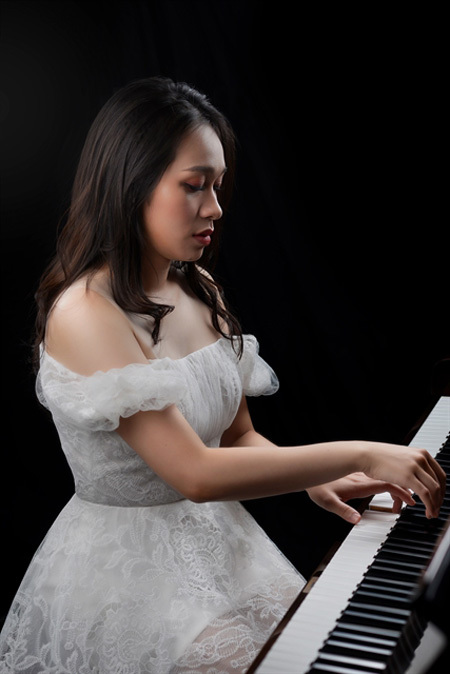 Trinh Cong Son's songs,cellist Phan Do Phuc,pianist Nguyen Quynh Trang,entertainment news,what's on,Vietnam culture,Vietnam tradition,vn news,Vietnam beauty,Vietnam news,vietnamnet news,vietnamnet bridge,Vietnamese newspaper,Vietnam latest news,Vietnamese
