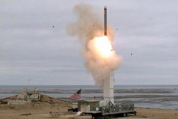 Mỹ thử tên lửa, Nga, Trung đồng loạt cảnh báo sốc