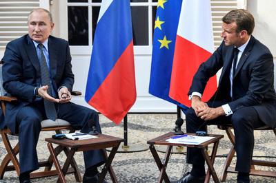 Pháp nhờ Nga giúp 'cứu' thoả thuận hạt nhân với Iran