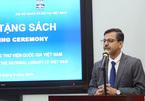 Đại sứ quán Ấn Độ tặng sách cho Thư viện Quốc gia