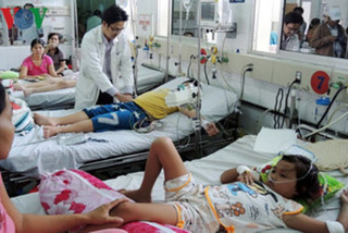 Hanoi records nearly 2,400 cases of dengue fever