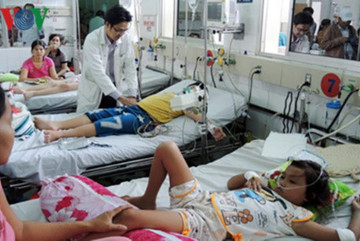 Hanoi records nearly 2,400 cases of dengue fever