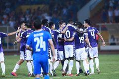 Xem trực tiếp bán kết AFC Cup liên khu vực Hà Nội vs Altyn Asyr ở đâu?