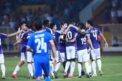 Video bàn thắng Hà Nội 3-2 Altyn Asyr
