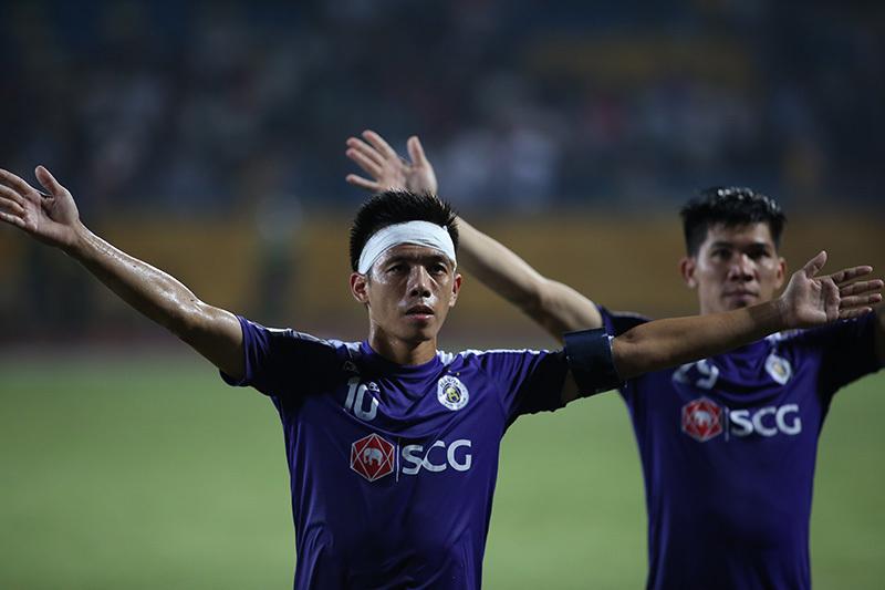 Văn Quyết,Quang Hải,Hà Nội FC,AFC Cup 2019