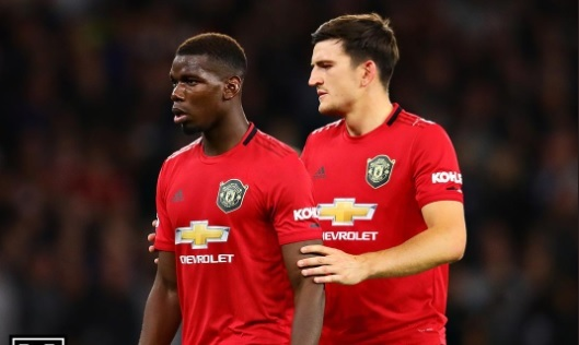 MU,Paul Pogba,Harry Maguire,Marcus Rashford,Real Madrid,Bruno Fernandes