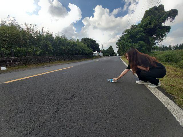 Con đường 'ma quái' đi ngược với quy luật tự nhiên ở Hàn Quốc