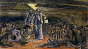Hành trình chết chóc trên những con tàu nô lệ tới Tân thế giới