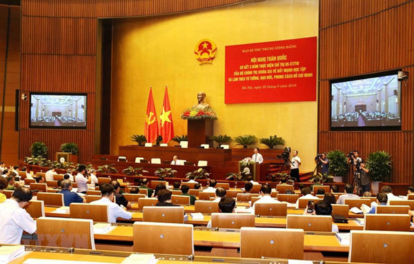 President Ho Chi Minh's thought,morality and lifestyle,Party building,Vietnam politics news,politic news,vietnamnet bridge,english news,Vietnam news,vietnamnet news,Vietnam breaking news,Vietnamese newspaper,Vietnam latest news,Vietnamese newspaper articl