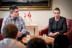 Bị nữ Thủ tướng'phũ', ông Trump hoãn thăm Đan Mạch