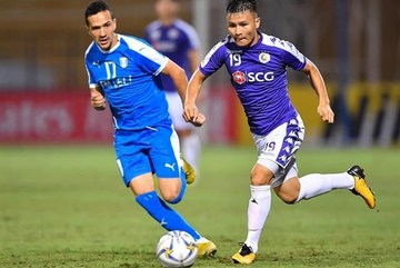 Quang Hai praised for Hanoi FC's victory in AFC Inter-Zone semi-finals