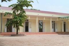 DELTA Group bàn giao phòng học mới tặng điểm trường tiểu và trung học ở tỉnh Hòa Bình