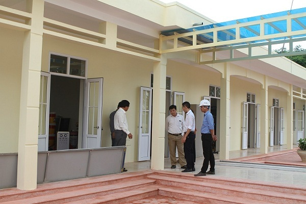 DALTA xây trường từ thiện,Bàn giao phòng học,Đón năm học mới