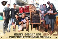 Craft beer festival set for Da Nang this weekend
