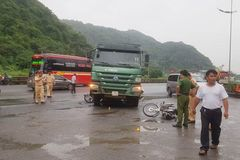 Foreign tourist killed in traffic accident in Ninh Binh Province